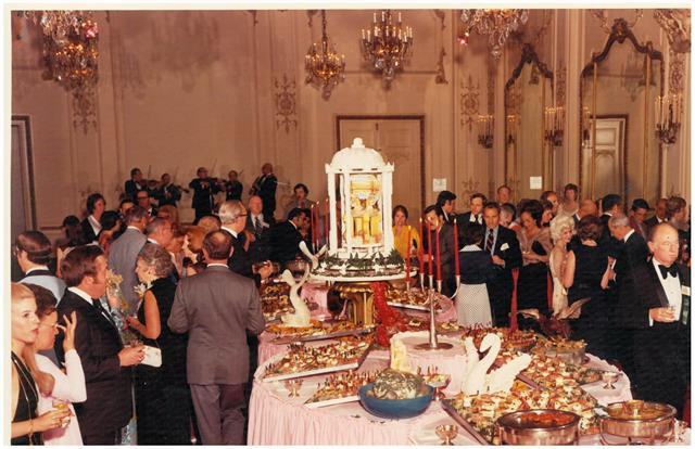 1974 Annual Meeting at the Fairmont Hotel in San Francisco